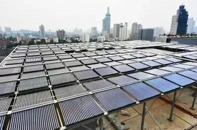 医院建筑太阳能热水供应系统设计四大要点_5