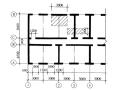 砌体结构课程设计-四层混合结构试验楼墙体设计