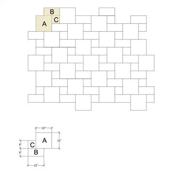 师傅总结的12种瓷砖铺贴方式,别让瓷砖毁了你的家!_16