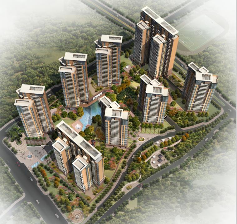 深圳某商品房小区规划概念方案设计(含户型及会所平面图)-微信图片_20180516165803
