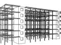 某多层钢结构学生公寓结构设计