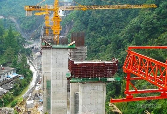 免棱镜测量在高墩施工中的应用(中铁)