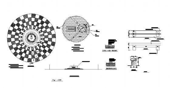 广场一、二详图-4