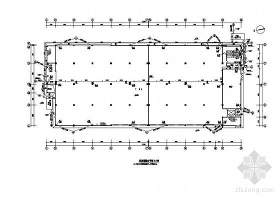 广东某三层厂房给排水图纸