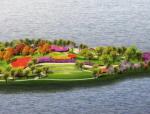 [河北]文化韵味中央公园景观规划方案