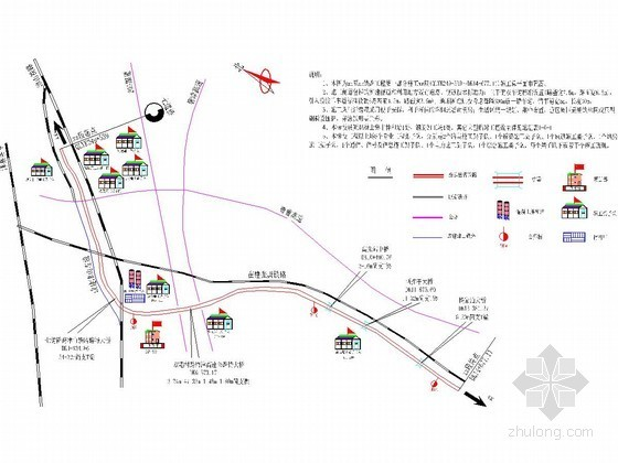 [河北]地震液化层区18km长I级铁路工程总承包技术标428页(路桥轨道 四电房屋)