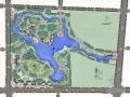 [湖南]江北滨水公园规划设计方案