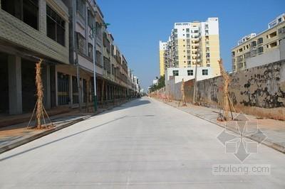 彩票公益金支持革命老区水泥路建设项目监理大纲