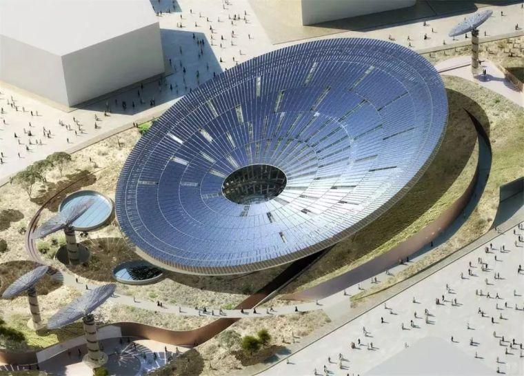 惊艳中国风丨2020迪拜世博会中国馆_23