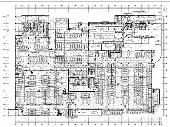 [山东]大型城市综合体全套电气施工图纸189张(酒店 商场 写字楼)