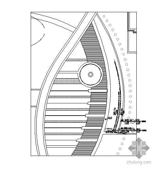 喷雾水景管道平面及系统图