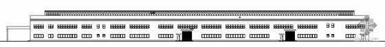[日照]某公司二期钢结构厂房建筑结构水暖电施工图(及配套其他文件)