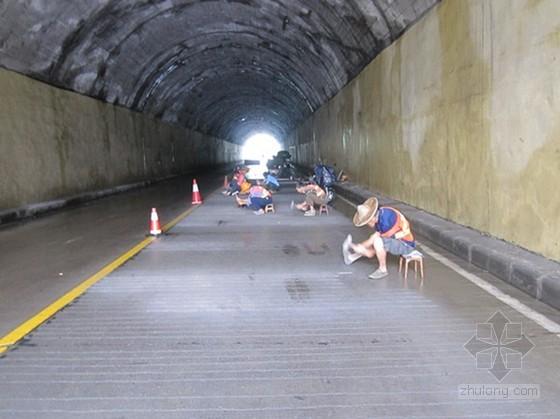 [河北]隧道路面基层工程首件开工报告