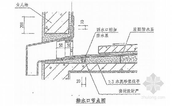 建筑工程防渗漏施工指导手册(42页)