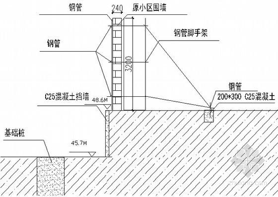 [湖南]高层商住楼土石方开挖施工专项方案