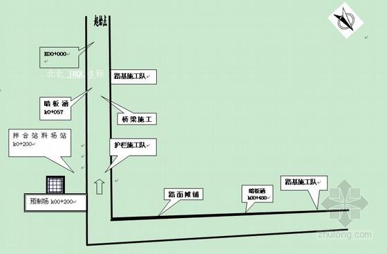 [陕西]预应力钢筋混凝土大桥施工组织设计(投标)