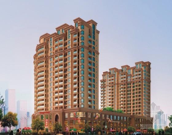 [惠州]高级公寓楼物业管理投标文件(285页)