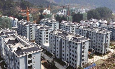 [浙江]多户型安置区太阳能系统给排水施工图100张图