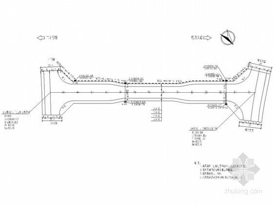 24m宽城市支路电力工程设计套图(12张)