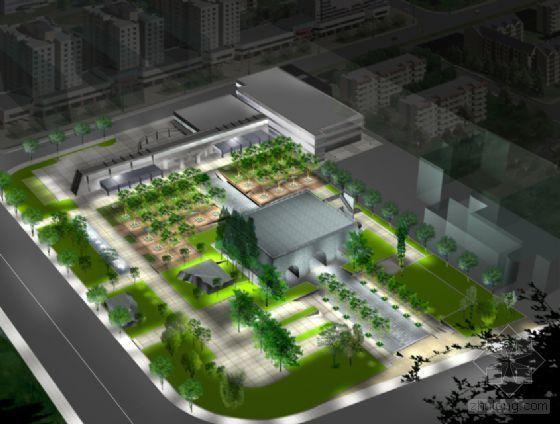 西安门规划设计方案