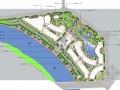 [成都]地中海风格商业广场景观方案设计