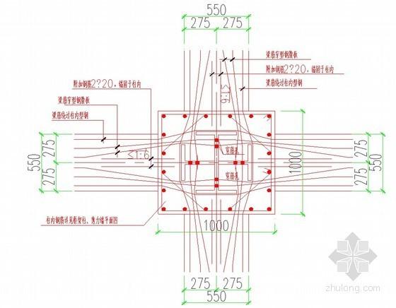 [QC成果]提高型钢混凝土组合结构施工质量(2011年)