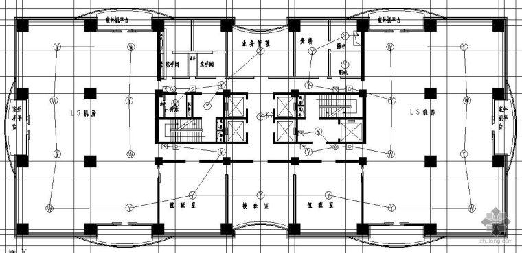 宁波某综合楼七氟丙烷灭火系统毕业设计