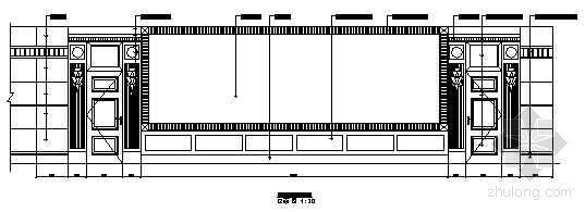大堂空间装修图