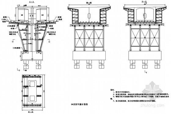 悬臂浇筑箱梁上部结构施工方案