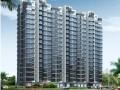22层框架结构住宅楼建筑安装工程造价指标分析(含地下室)