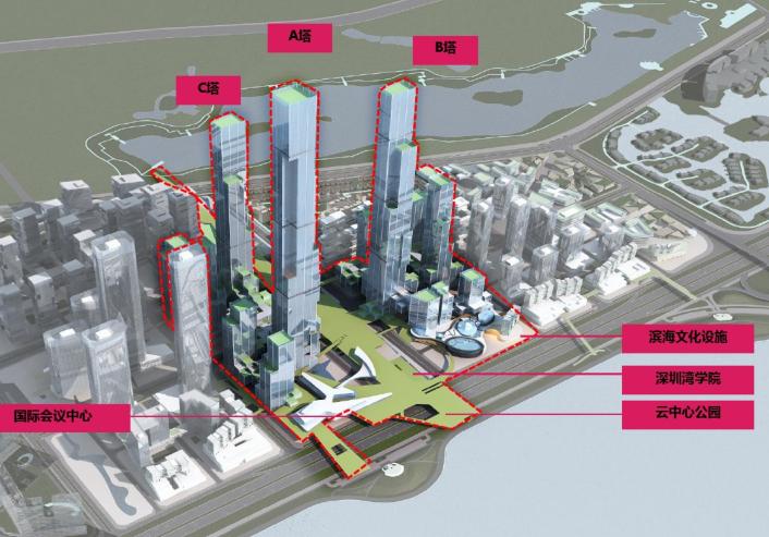 [广东]深圳湾·超级总部基地城市概念方案设计文本(2018年)