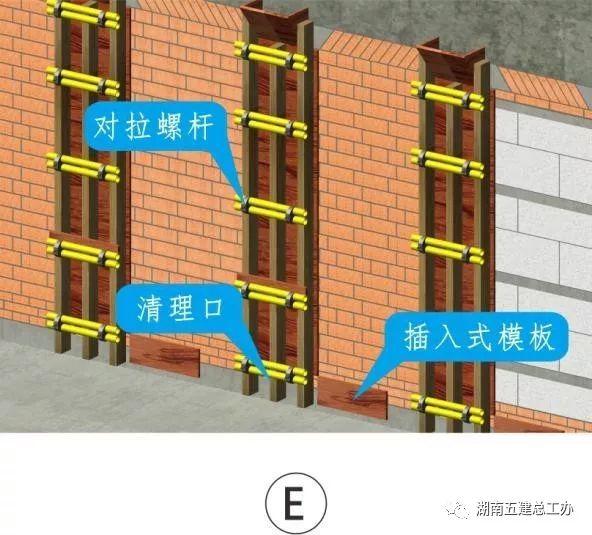 构造柱、楼板施工洞、外墙孔洞修补施工工艺_7
