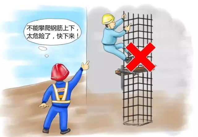 《工程项目施工人员安全指导手册》转给每一位工程人!_25