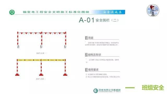 【多图预警】安全文明施工标准化图册|PPT_9