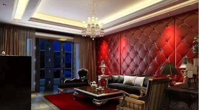 室内装修施工工艺大全:墙面软包