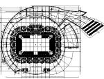 [安徽]某市体育中心体育场全专业施工图(含声、光设计等)