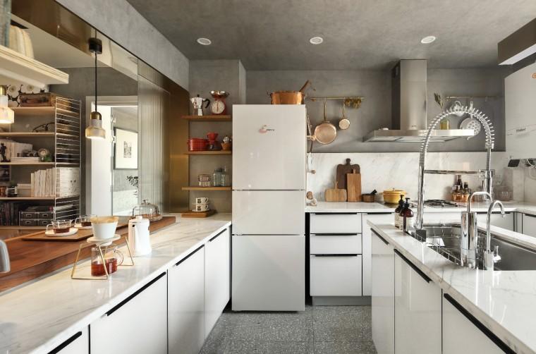 135平方米改造的精装修住宅-1532078110725239