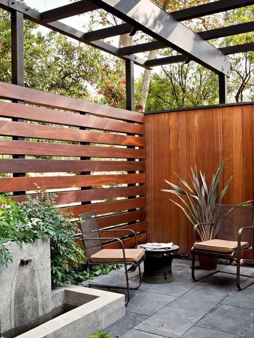 用心设计过的围墙,能让你家小院瞬间与众不同!_11