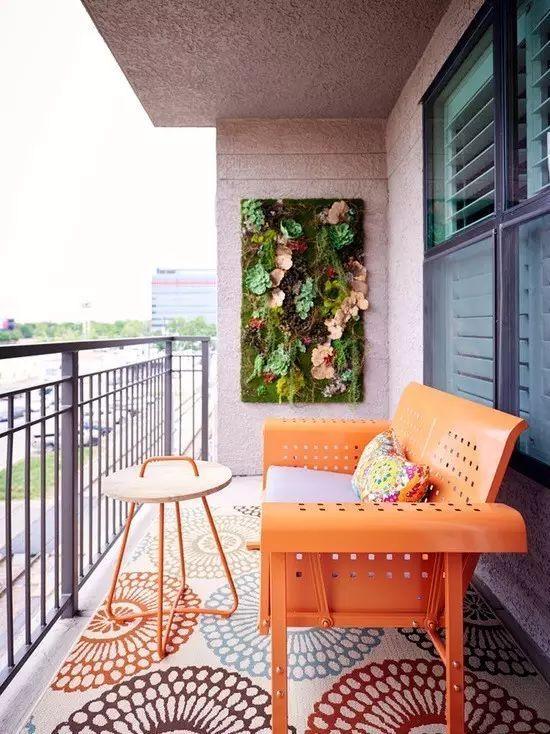 30个开放式阳台花园设计方案_6