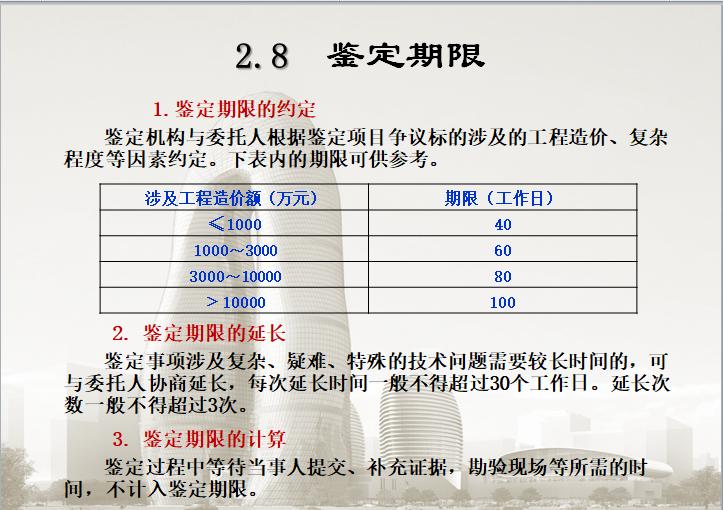工程造价司法鉴定规范讲义_2