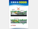 【安全月】交通安全基本要求高清挂图