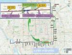 基于BIM的地铁隧道超近间距CRD法施工4D仿真