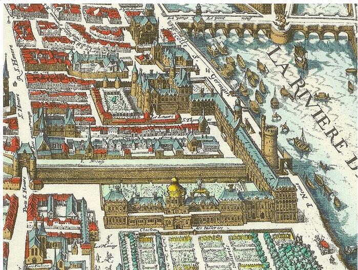 某高校外国建筑史[法国古典主义-洛可可](共137)