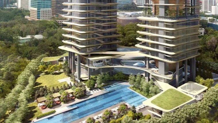 新加坡经典高端景观考察活动_19