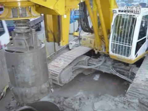 高层建筑旋挖灌注桩基础静载试验的结果分析