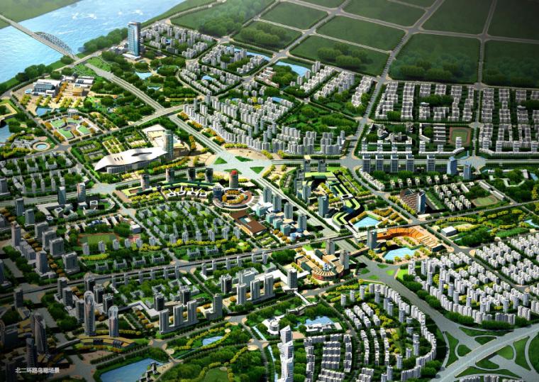 [湖南]湘潭市东城片区整体城市设计和重点地段城市设计方案文本
