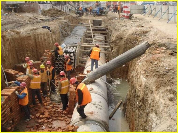 市政工程排水管道设计及施工培训讲义(ppt,共93页)