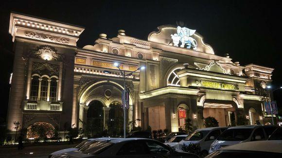 缅甸威尼斯豪华建筑