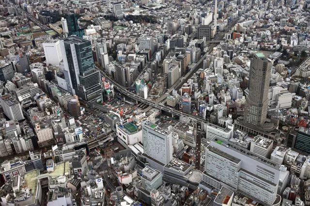 2020东京奥运会最大亮点:涩谷超大级站城一体化开发项目_19