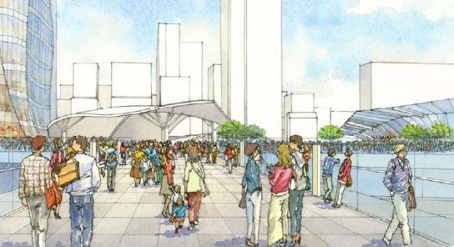 2020东京奥运会最大亮点:涩谷超大级站城一体化开发项目_34
